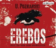 Erebos Bd.1 (6 Audio-CDs) - Poznanski, Ursula