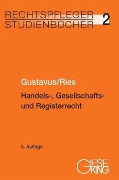 Handels-, Gesellschafts-und Registerrecht