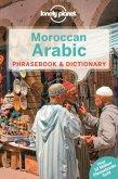 Lonely Planet Moroccan Arabic Phrasebook & Dictionary