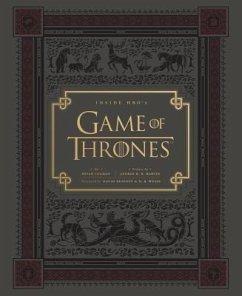 Inside HBO's Game of Thrones: Seasons 1 & 2 - Cogman, Bryan
