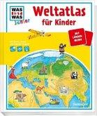 Was ist was Junior: Weltatlas für Kinder