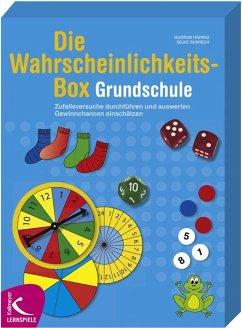 Die Wahrscheinlichkeits-Box Grundschule (Spiel)