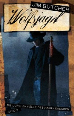 Wolfsjagd / Harry Dresden Bd.2 - Butcher, Jim