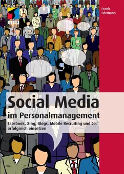 Social Media im Personalmanagement - Bärmann, Frank