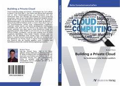 Building a Private Cloud