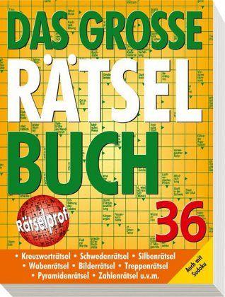 Das große Rätselbuch 36