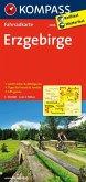Kompass Fahrradkarte Erzgebirge / Kompass Fahrradkarten