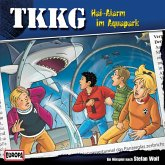 Hai-Alarm im Aquapark / TKKG Bd.178 (1 Audio-CD)