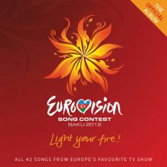 Eurovision Song Contest 2012, Baku, 2 CDs - Diverse