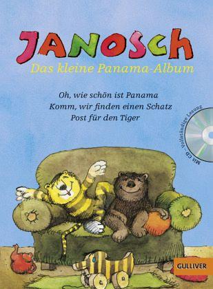 das kleine panama album von janosch als taschenbuch