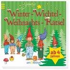 Winter-Wichtel-Weihnachts-Rätsel