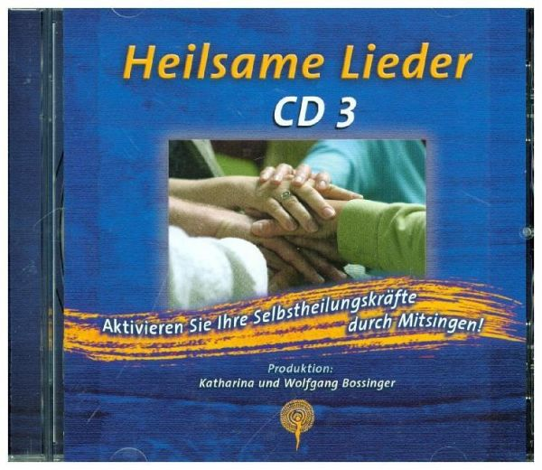 heilsame lieder tl 3 1 audio cd auf audio cd portofrei bei b. Black Bedroom Furniture Sets. Home Design Ideas