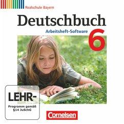 Deutschbuch: 6. Jahrgangsstufe Realschule Bayer...