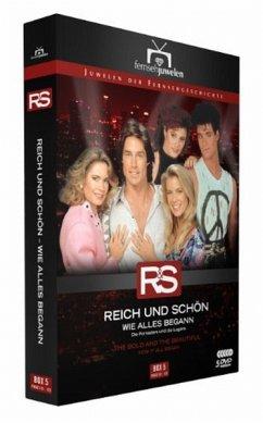 Reich und schön - Box 5: Wie alles begann (5 Discs)