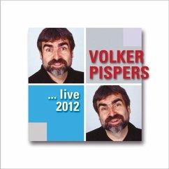 Live 2012, 2 Audio-CDs - Pispers, Volker