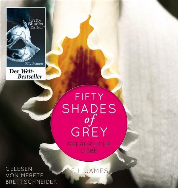 Gefährliche Liebe / Shades of Grey Trilogie Bd.2 (2 MP3-CDs) - James, E L