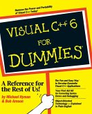 Visual C++ 6 For Dummies w/CD