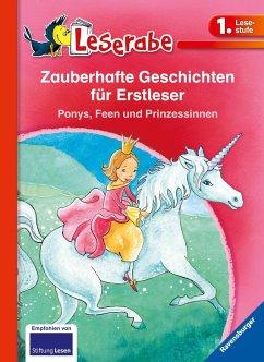 Leserabe: Zauberhafte Geschichten für Erstleser. Ponys, Feen und Prinzessinnen - Thilo;Neudert, Cornelia;Walder, Vanessa