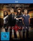 Sanctuary - Staffel 02 (3 Discs)