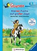 Leserabe mit Mildenberger. Kleiner Fuchs auf großer Jagd