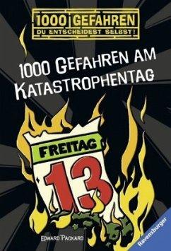 1000 Gefahren am Katastrophentag / 1000 Gefahren Bd.25 - Packard, Edward