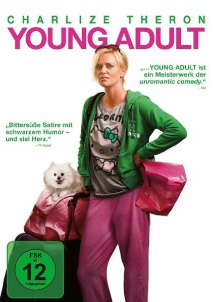 Young Adult - Patton Oswalt,Charlize Theron,Patrick Wilson