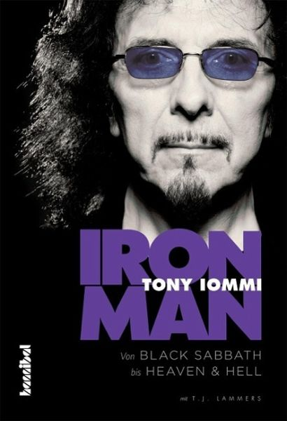 Iron Man - Iommi, Tony