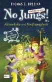 Küssekeks und Spaßspaghetti / No Jungs! Sonderbd.2 (Mängelexemplar)