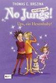 Ups, ein Hexenbaby! / No Jungs! Bd.20 (Mängelexemplar)