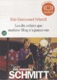 Les dix enfants que Madame Ming n'a jamais eus, 2 Audio-CDs