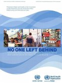 No One Left Behind: Good Practices to Ensure Equitable Access to Water and Sanitation in the Pan-European Region