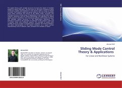 Sliding Mode Control Theory & Applications