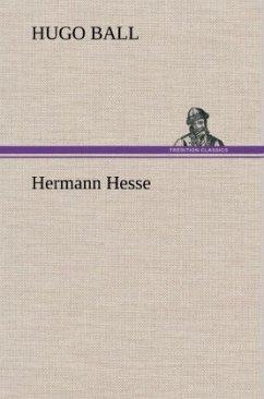 Hermann Hesse - Ball, Hugo