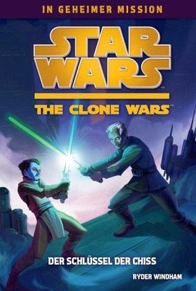 Buch-Reihe Star Wars - The Clone Wars: In geheimer Mission