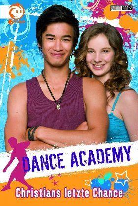 Buch-Reihe Dance Academy