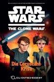 Die Coruscant-Krise / Star Wars - The Clone Wars: Du entscheidest Bd.4