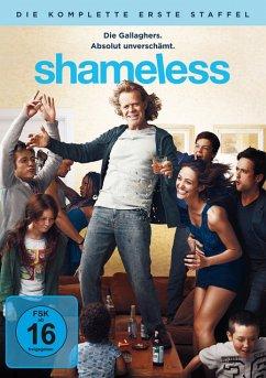 Shameless - Die komplette erste Staffel DVD-Box - Keine Informationen