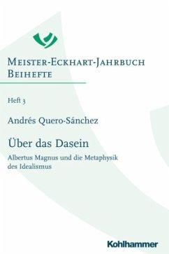 Über das Dasein - Quero-Sanchez, Andres