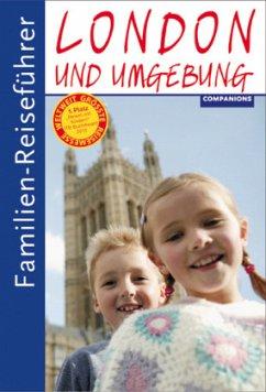 Familien-Reiseführer London und Umgebung - Wagner, Kirsten