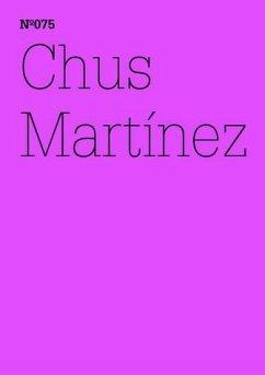 Chus Martínez