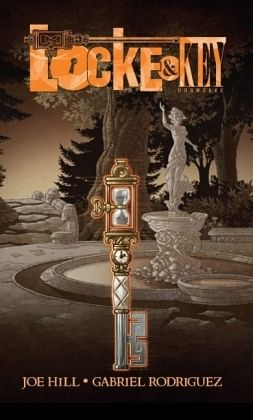 Buch-Reihe Locke & Key
