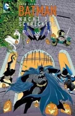 Batman: Nacht des Schreckens - Loeb, Jeph; Sale, Tim