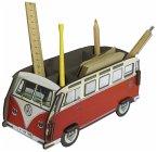 Stiftebox VW T1 Bulli rot