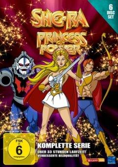 She-Ra - Princess of Power - Gesamtbox