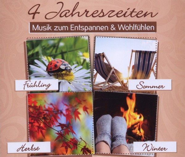 Jahreszeiten musik zum entspannen wohlfühlen cd