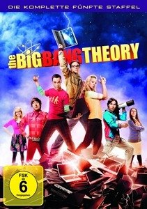The Big Bang Theory - Die komplette 5. Staffel ...