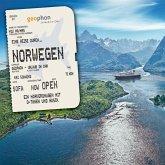 Eine Reise durch Norwegen, 1 Audio-CD