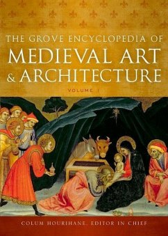 The Grove Encyclopedia of Medieval Art and Architecture - Hourihane, Colum