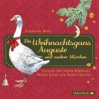 Die Weihnachtsgans Auguste und andere Märchen, 1 Audio-CD