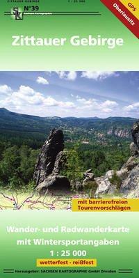 Zittauer Gebirge 1 ; 25 000